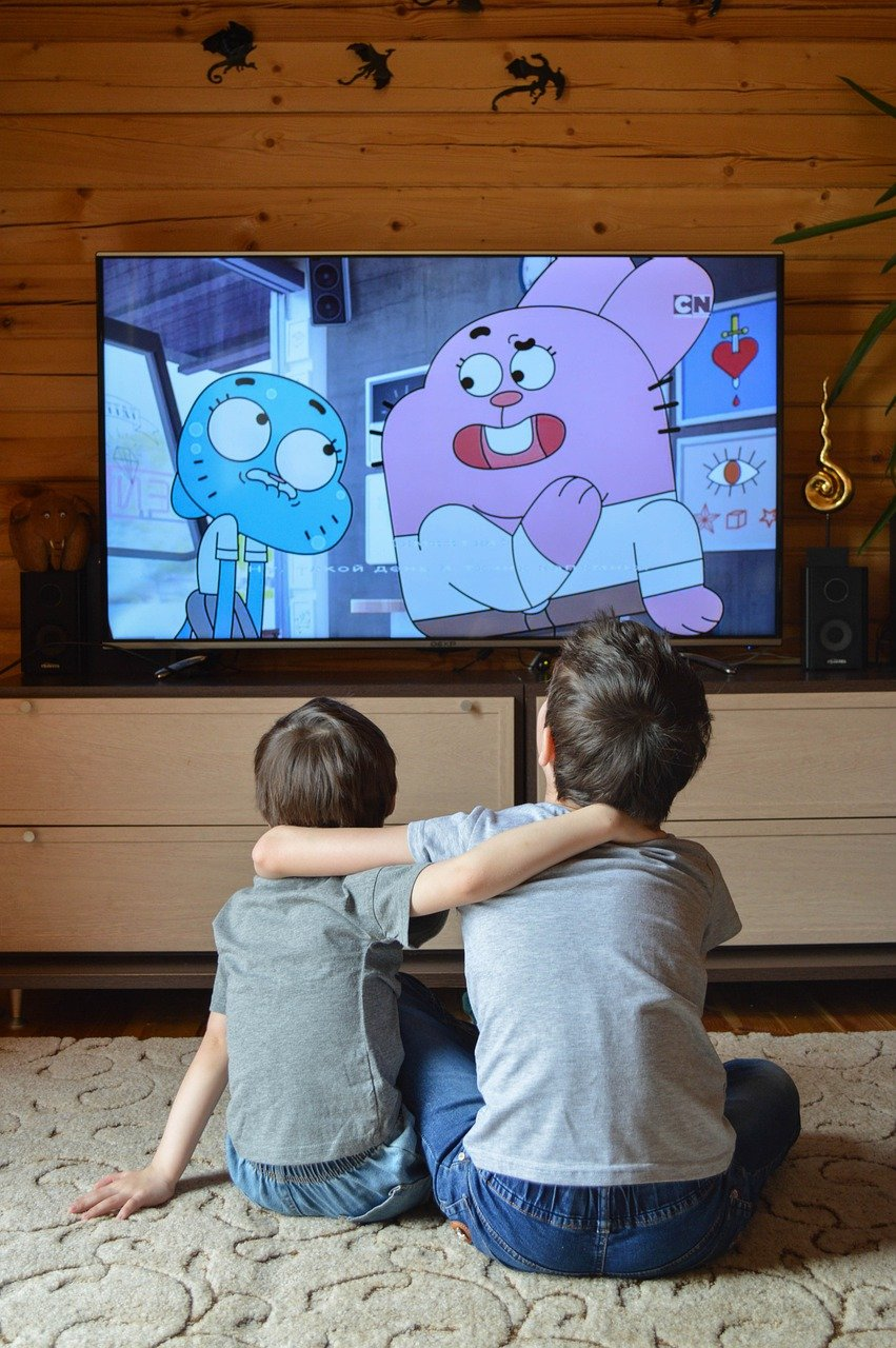 tv, kids, cartoons